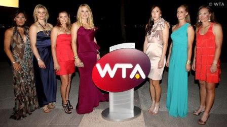 WTA launches new logo in Doha