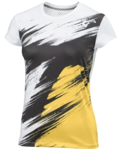 Athletic DNA Tampa Tee yellow