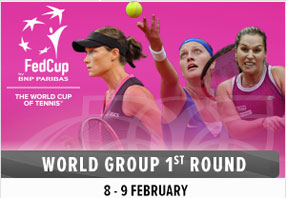 Fed Cup February 2014