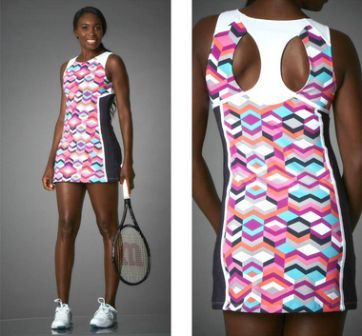 Venus Williams EleVen Ndebele Collection