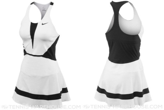 Maria Sharapova's Nike dress for the 2015 US Open