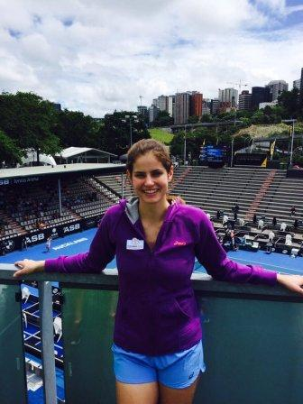 Julia Goerges joins Asics