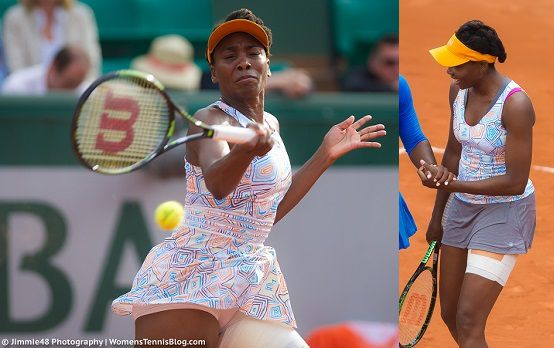 Venus Williams - 2016 French Open