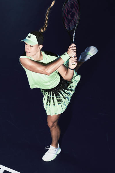 Angelique Kerber US Open 2019 Adidas look