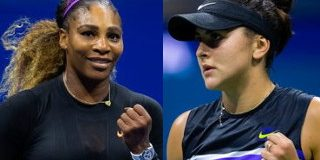 Serena vs Bianca US Open final