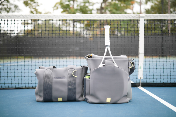 CourtLife Gray Bags